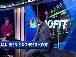Bisnis Promotor Konser di Indonesia Bisa Tumbuh 20% di 2019