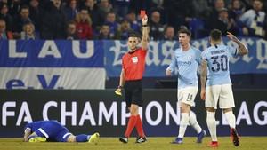 FOTO: Drama Gila Manchester City Menang 3-2 Atas Schalke