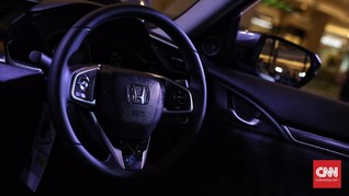 Honda Setop Produksi Mobil di Argentina