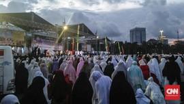 Tak Peduli Politik, Peserta Munajat 212 Ingin Bela Agama