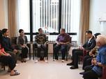 Jokowi & SBY akan <i>Meet Up</i>, Bahas Kabinet?
