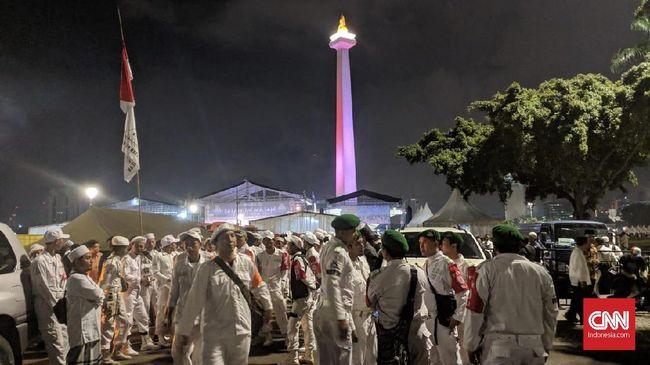 Aksi Copet Diduga Pemicu Kericuhan di Malam Munajat 212