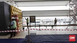 Mulai Uji Coba, Belum Seluruh Fasilitas MRT Jakarta Rampung