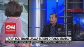 Tarif Tol Trans Jawa Masih Dirasa Mahal?