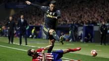 Presiden Atletico Ejek Ronaldo Soal Gestur Lima Jari