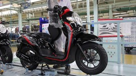 Harga Motor Honda Tak Mungkin Turun Setelah Kasus Kartel