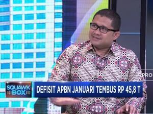 Mengukur Defisit APBN di Awal Tahun