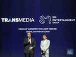 Trans Media dan SM Entertainment Kawinkan Artis RI dan Kpop