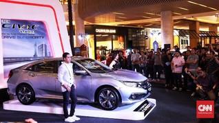 Alasan Honda Pangkas Varian Civic Turbo