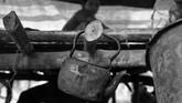 Hilangnya hutan telah mengubah cara hidup Orang Rimba. Mereka bertahan hidup dalam keadaan memprihatinkan. Ada yang mengemis, mencuri, dan bekerja sebagai pencari dan pengumpul brondol kelapa sawit sisa atau pinang di kebun-kebun perusahaan dan warga. (ANTARA FOTO/Wahdi Septiawan)