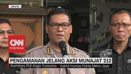 12 Ribu Personel Dikerahkan untuk Pengamanan Munajat 212
