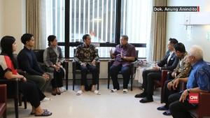 VIDEO: Jokowi Jenguk Ani Yudhoyono di Singapura