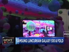 Samsung Luncurkan Galaxy S10 & Fold