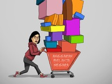 10 Kementerian/Lembaga yang Rajin Belanja di Awal Tahun ini