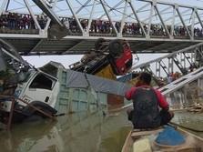 Anggaran Tipis, Bagaimana Cara PUPR Perbaiki 14 Jembatan Tua?