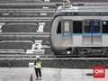 Cegah Macet, MRT Sediakan Lahan Antar Jemput bagi 'Ojol'