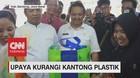 Upaya Kurangi Kantong Plastik
