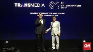 Duet Rossa-Leeteuk SUJU Tandai Kerja Sama Trans Media dan SM