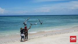 Pascagempa Lombok, Gili Trawangan Sudah Aman Dikunjungi