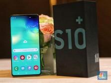 Harga Pabrik Rp 5 juta, Samsung Jual Galaxy S10+ Rp 14 Juta