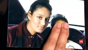 VIDEO: Inggris Cabut Kewarganegaraan Pemudi Pengikut ISIS