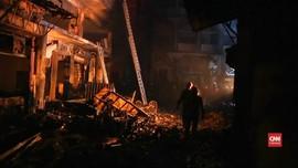 VIDEO: Kebakaran Gedung di Bangladesh Renggut 70 Jiwa