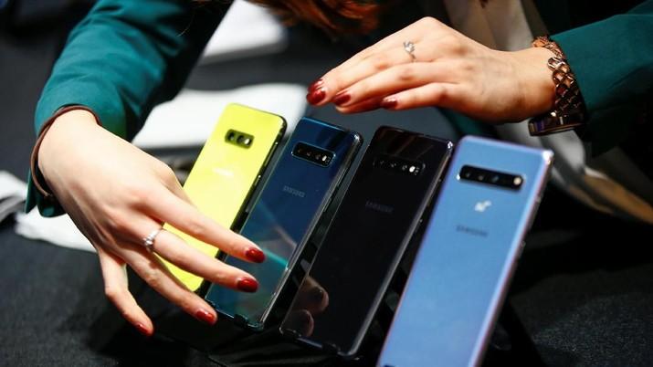 Samsung Galaxy S10 Diskon & Galaxy A50 Dibagi Gratis