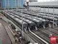 MRT Jakarta Resmi Kantongi Izin Sarana dan Prasarana