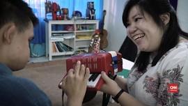 Terapi Musik Penolong Punya Saphira