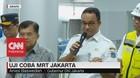 Harapan Gubernur Anies Soal MRT Jakarta
