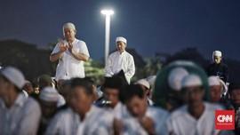 Munajat 212 di Monas, Warga Berdoa Pemilu Lancar dan Damai