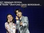Bakal Duet, Lee Teuk Goda Rossa Pakai Bahasa Indonesia