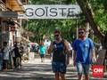 Kunjungan Turis Turun 10 Persen pada September 2019