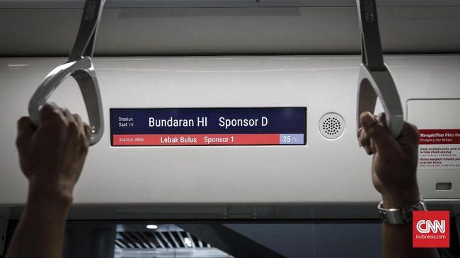 Antusias, Warga Bekasi dan Pulo Gebang pun Ikut Jajal MRT