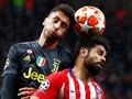 Babak I: Atletico Madrid vs Juventus Imbang Tanpa Gol