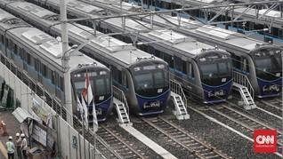 Masyarakat yang Ingin Coba MRT Gratis, Bisa Daftar Hari Ini