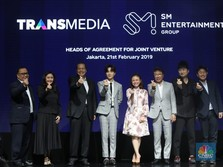 Gandeng SM, CT Ingin Ada I-pop dan 'Super Junior' Indonesia
