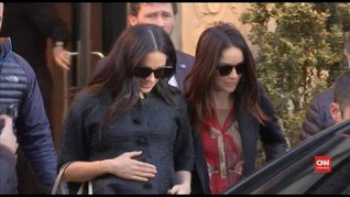 VIDEO: Meghan Markle Gelar 'Tujuh Bulanan' di New York