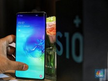 Ini Dia Ponsel Samsung Galaxy S10, Penantang iPhone Apple