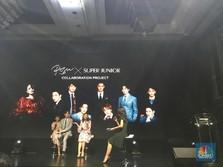 SM-Trans Media Bikin Duet Maut Lee Teuk 'Suju' dan Rossa