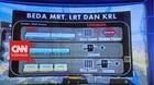MRT, LRT & KRL Serupa tapi tak Sama