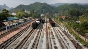 Cara Menjangkau China dari Vietnam via Kereta