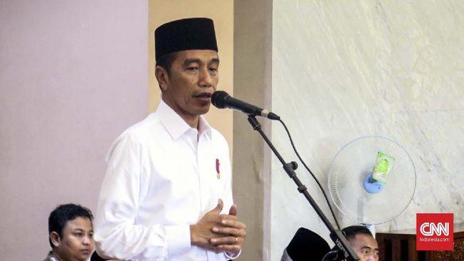 Kunker ke Babel, Jokowi Resmikan Bandara dan Bagi Sertifikat