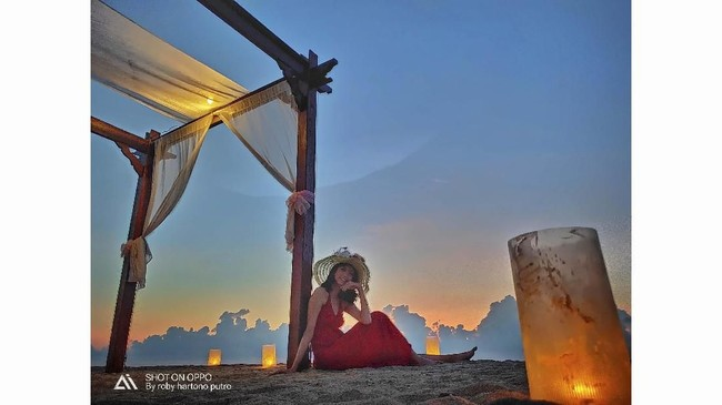 Fotografer: ROBY HARTONO PUTRO. Lokasi: Pantai di Restoran Ma Joly, Kuta