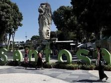 Singapura Resesi, Resorts World Sentosa PHK Karyawan