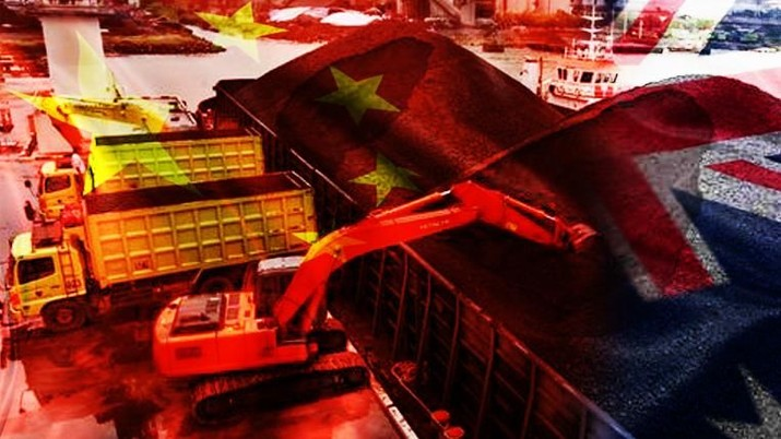 topik batubara china australia konten