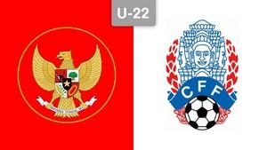 LIVE: Timnas Indonesia U-22 vs Kamboja di Piala AFF