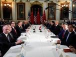 Deadline Seminggu Lagi, AS-China Masih Tawar-Menawar
