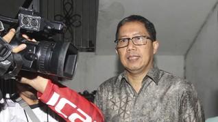 Eks Ketum PSSI Joko Driyono Jalani Sidang Perdana Hari Ini