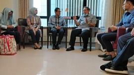 Sandi Jenguk Ani, SBY Terharu Simpati Terus Berdatangan